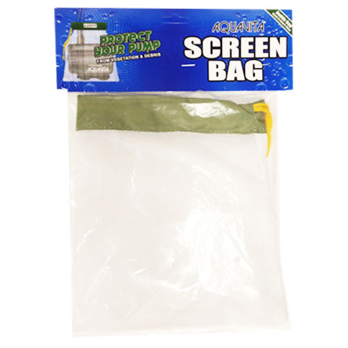 Pump Filter Screen Bags